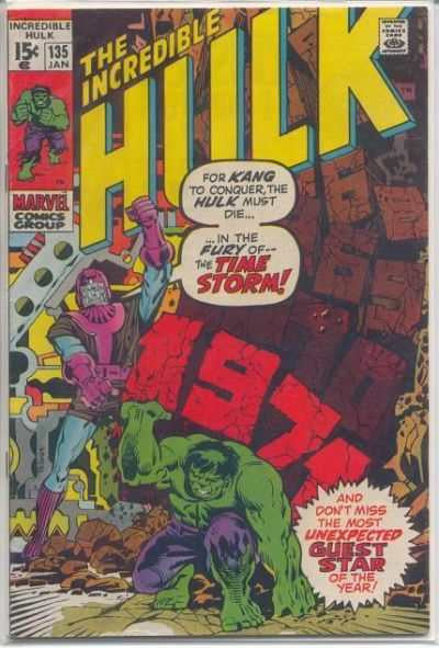 Incredible Hulk #135 (1968)