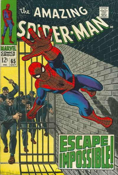 Amazing Spiderman #65 (1968)