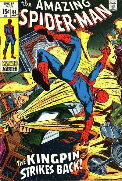 Amazing Spiderman #84 (1970)