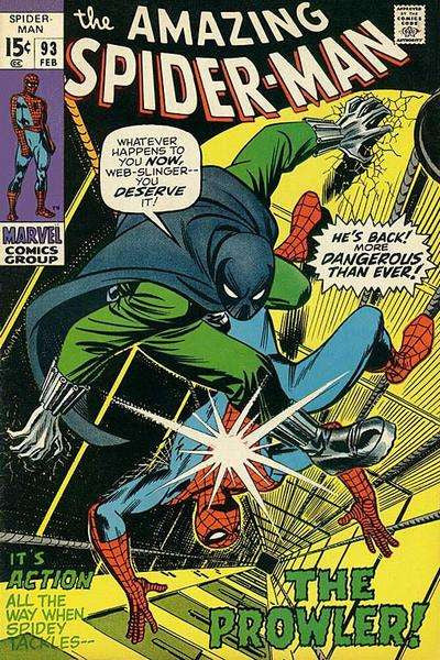 Amazing Spiderman #93 (1971)