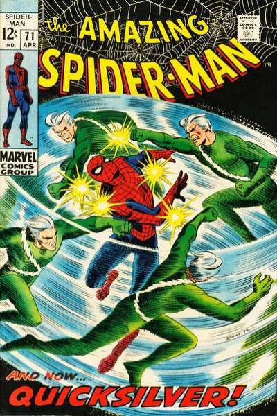 Amazing Spiderman #71 (1969)