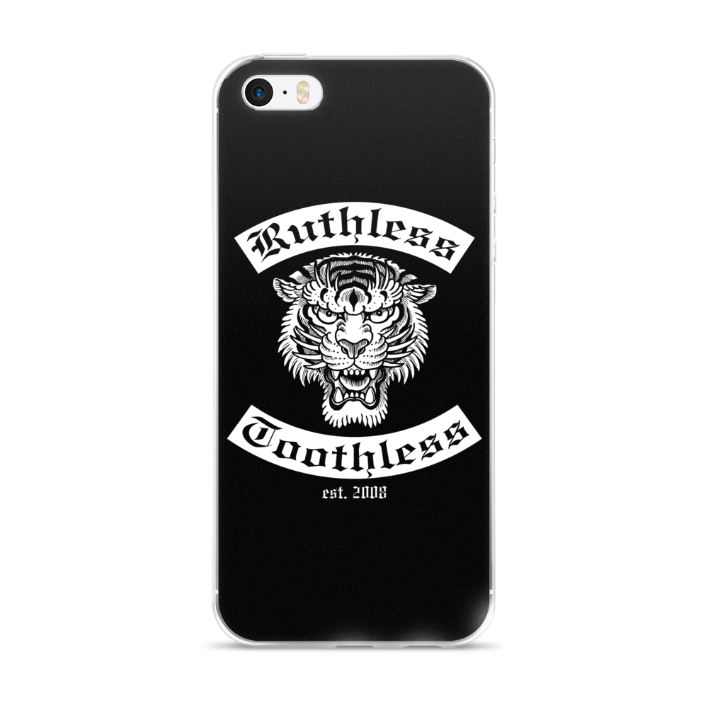 RT Tiger - iPhone Case