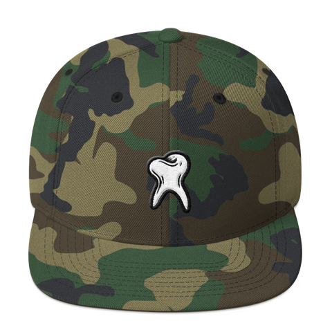 RT Tooth - Snapback Hat