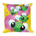 Fly Cluster - Square Pillow