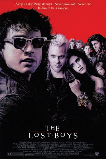 ❤️ THE LOST BOYS poster