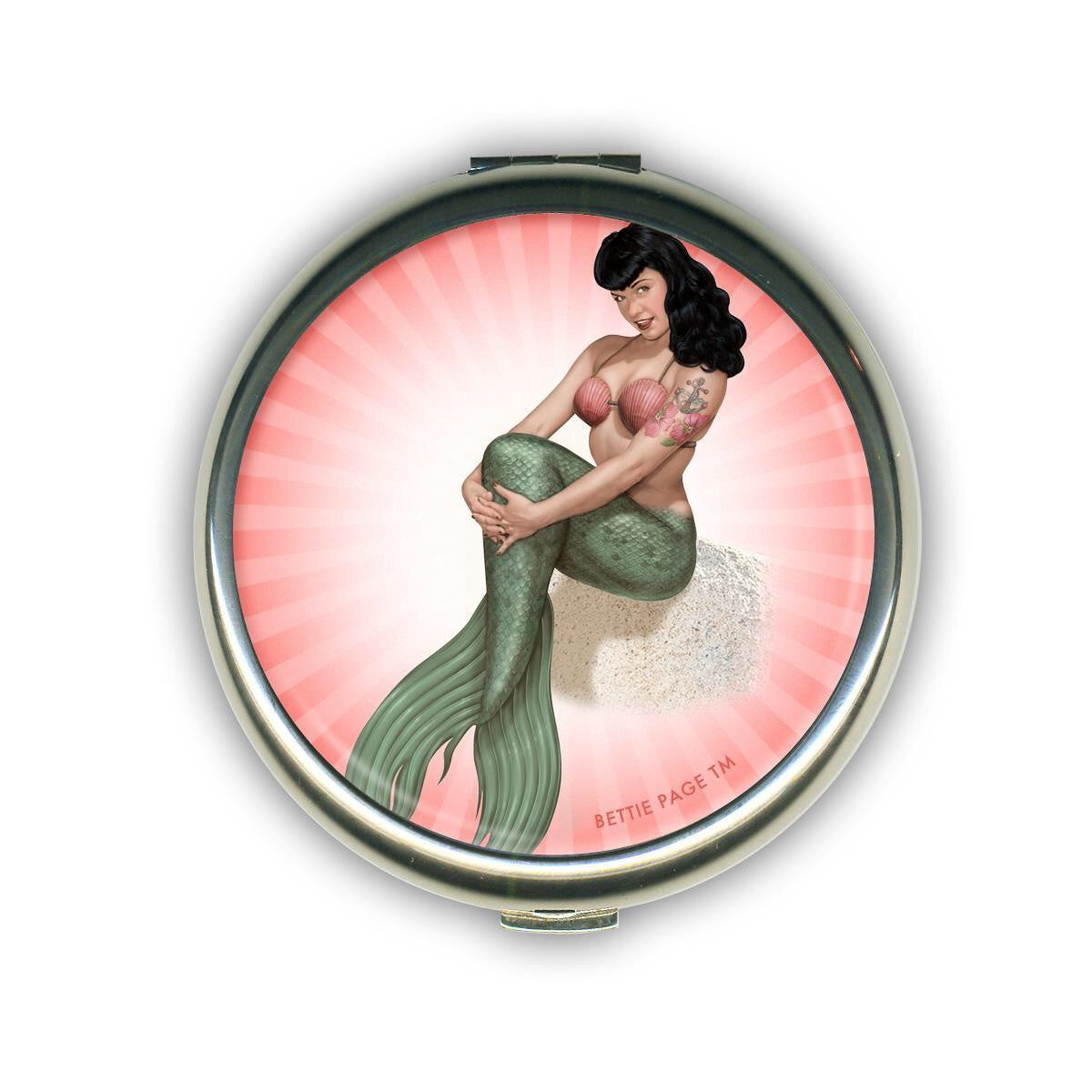 ❤️ BETTIE PAGE MERMAID mirror