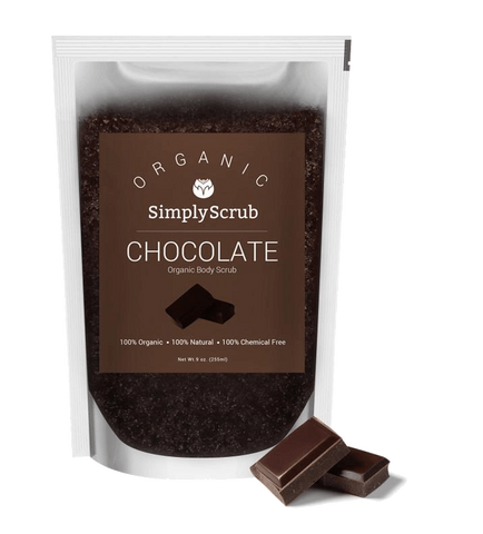 Chocolate Body Scrub