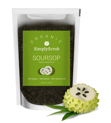 Soursop Body Scrub