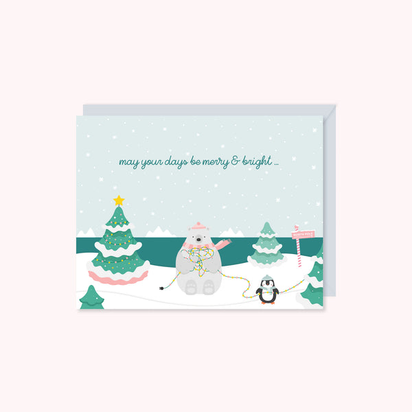 (New) May Your Days be Merry & Bright