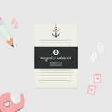 (New) Anchor Notepad