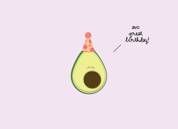 (New) Avo Great Birthday!