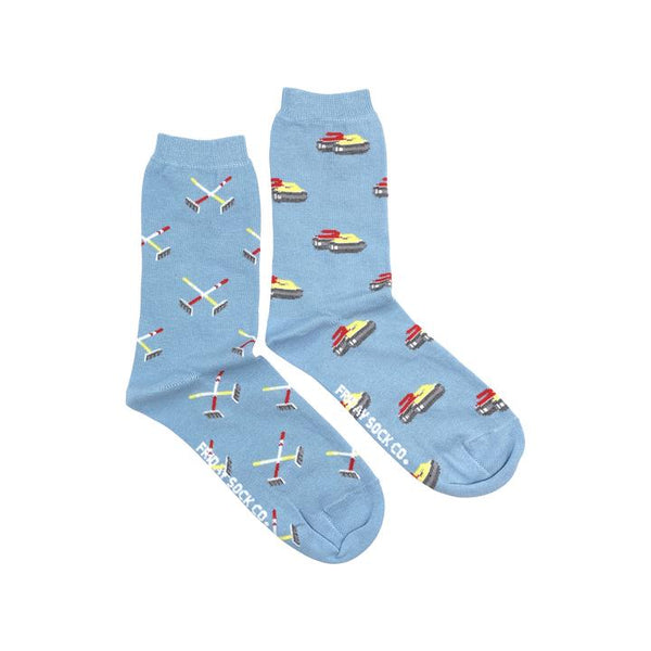 Women's Curling Socks (Crew)
