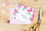 Thanks Lovely: Watercolour Floral