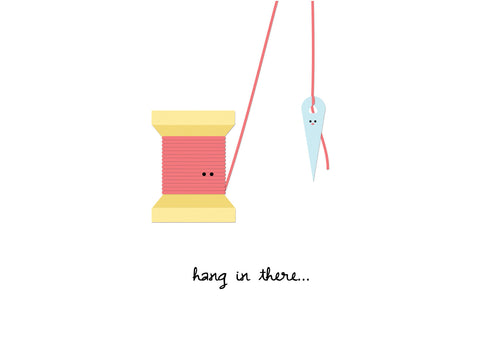 Hang In There...