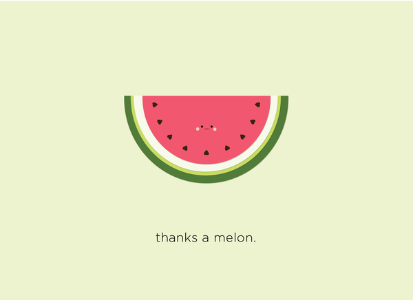 (New) Thanks a Melon