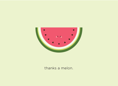 Thanks a Melon