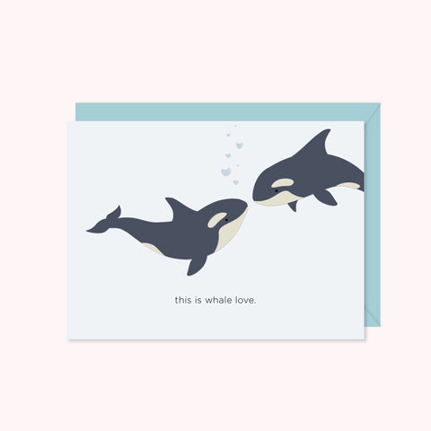 (New) Whale Love