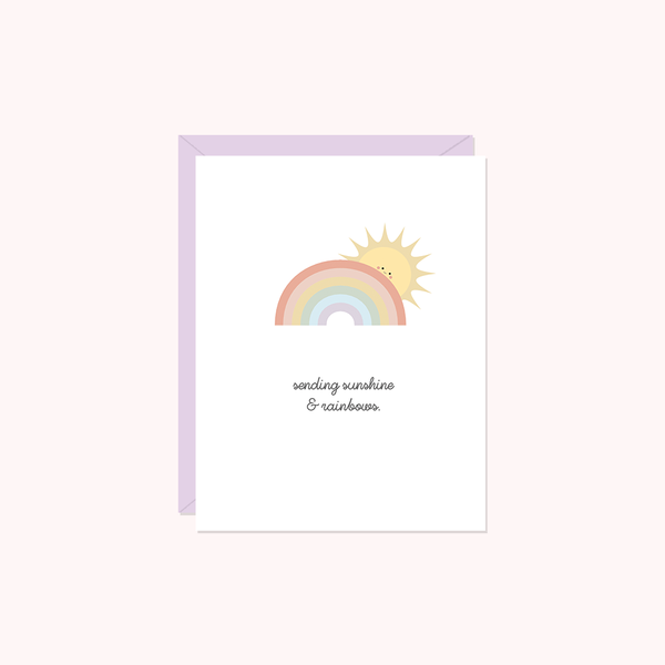 (New) Sending Sunshine & Rainbows