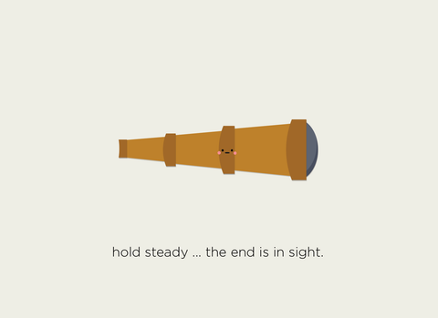 (New) Hold Steady ... The End is in Sight