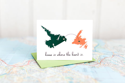 Home is Where The Heart Is (Newfoundland & Labrador)