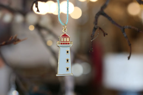 Be The Light: Charity Lighthouse Ornament