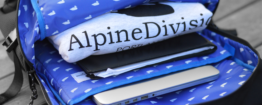 Alpine Division Laptop Backpacks