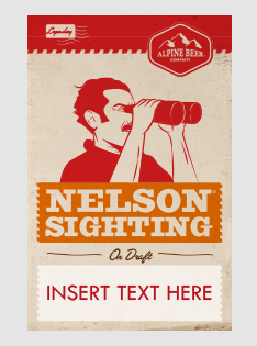 11x17 Nelson Sighting