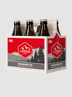 Windows Up 12oz. 6-Pack Product Image - Print