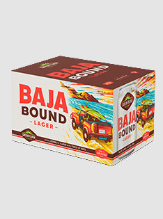 2019 Baja Bound 12 oz. 6-Packs Cans Photography - Web
