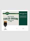 2019 Coaled Ground Sell Sheets