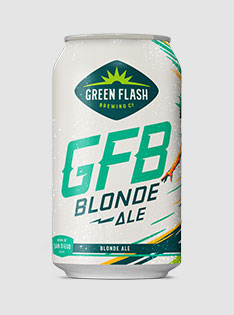 2019 GFB Blonde Ale 12 oz. Can Photography - Web
