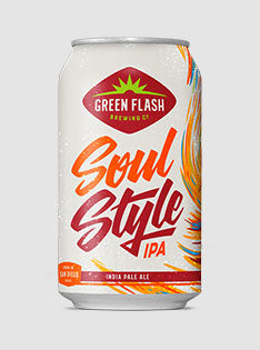 2019 Soul Style IPA 12 oz. Can Photography - Web