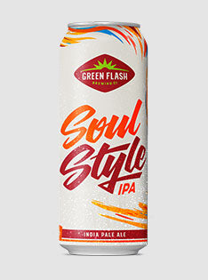 2019 Soul Style IPA 19.2 oz. Can Photography