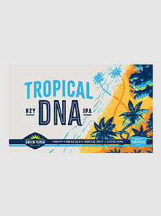 2019 Tropical DNA 12 oz. 6-Pack Can Wraps Photography - FRONT - Web