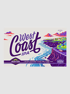 2019 West Coast IPA 12 oz. 6-Pack Can Wraps Photography - FRONT - Web
