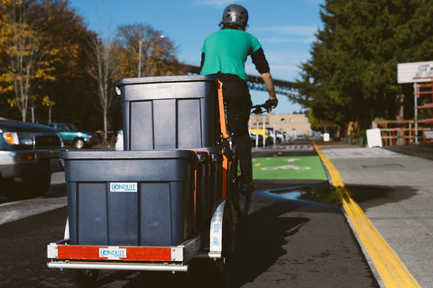 Bicycle Delivery Gift Subscription