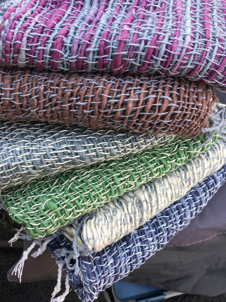Organic Cotton Scarves