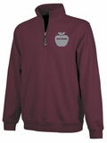 Westford Apple Unisex Crosswind 1/4 Zip / Charles River 9359