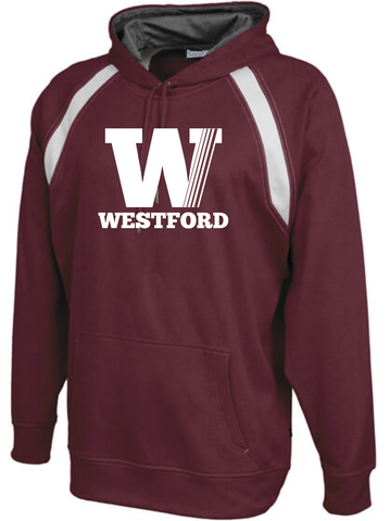 Westford Gradient Hooded Performance Sweatshirt / Pennant 151