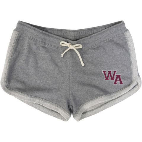 Westford Academy French Terry Shorts Pennant 5208