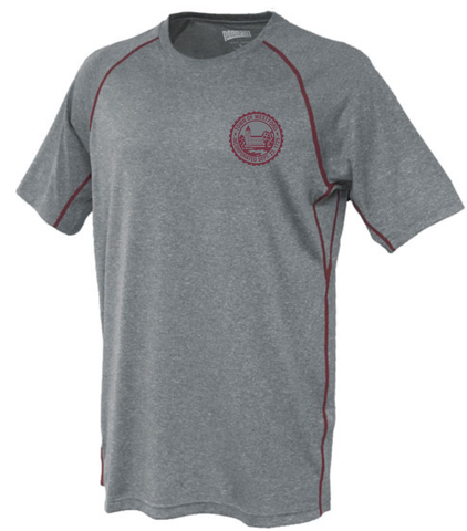 Westford Town Seal Carbon Tee / Pennant 109