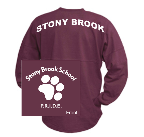 "Stonybrook Middle School ""Westford"" Billboard Crew / Pennant 7170"