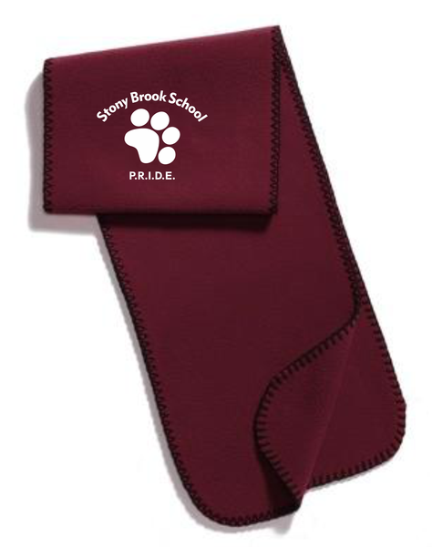 Stonybrook Middle School Fleece Scarf / Port Authority® R-Tek® FS01