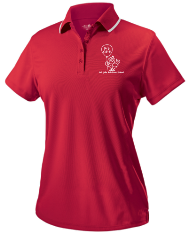 Robinson School Women's Classic Wicking Polo / Charles River 2811