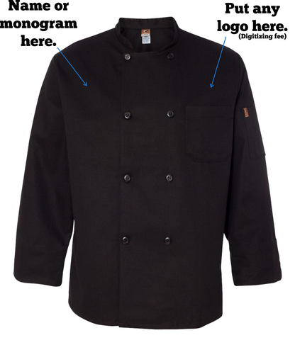 Traditional Chef Jacket / S&S Activewear KT76