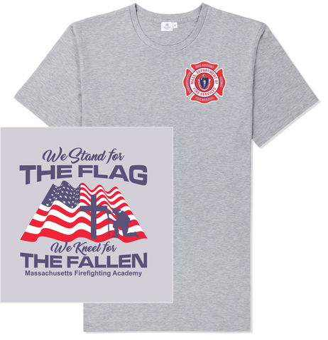 Stand for the Flag Tee / Gildan G2000 - G2400