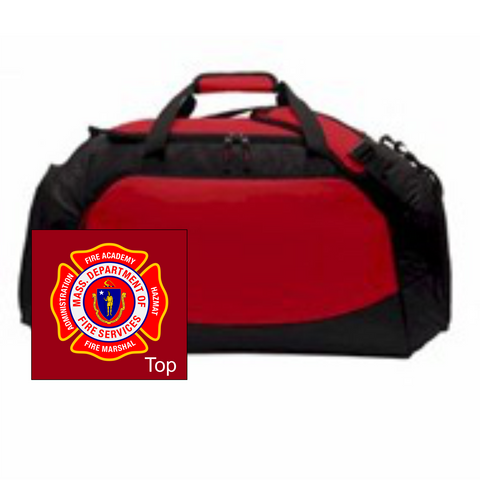 Massachusets Fire Academy Duffel Bag Port Authority BG802