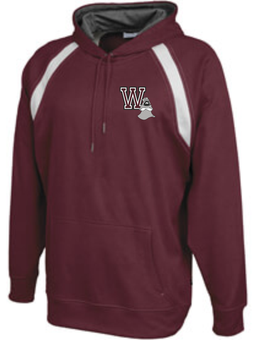 Westford Jr. Ghosts Performance Fleece Hoodie / Pennant 151