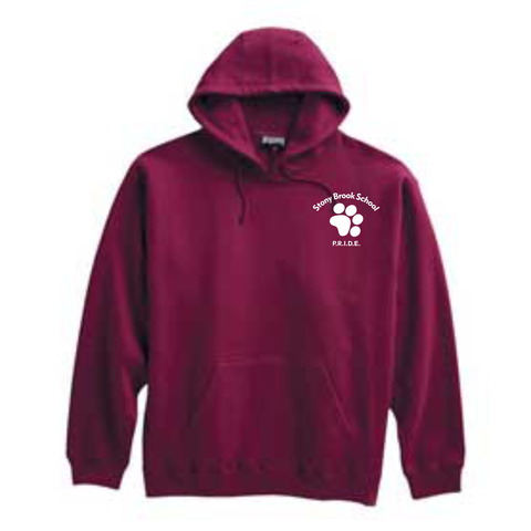 Stonybrook Middle School Hooded Sweatshirt / Pennant 701