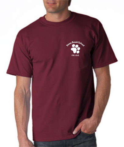 Stonybrook Middle School T-Shirt  / Gildan G2000